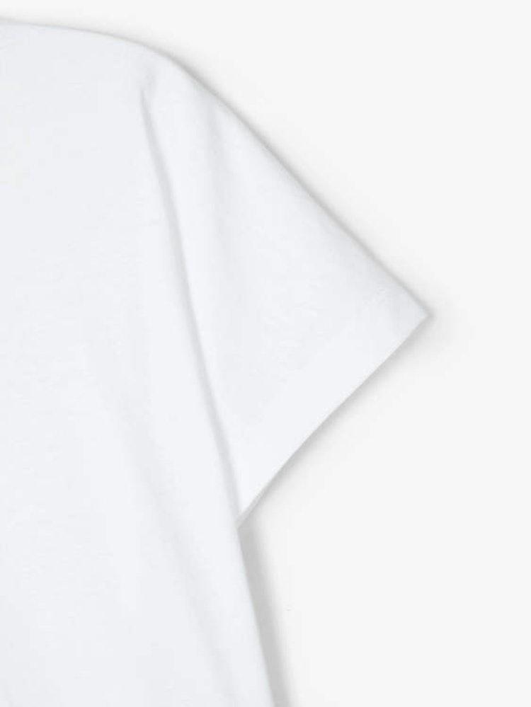Vit T-shirt från NAME IT