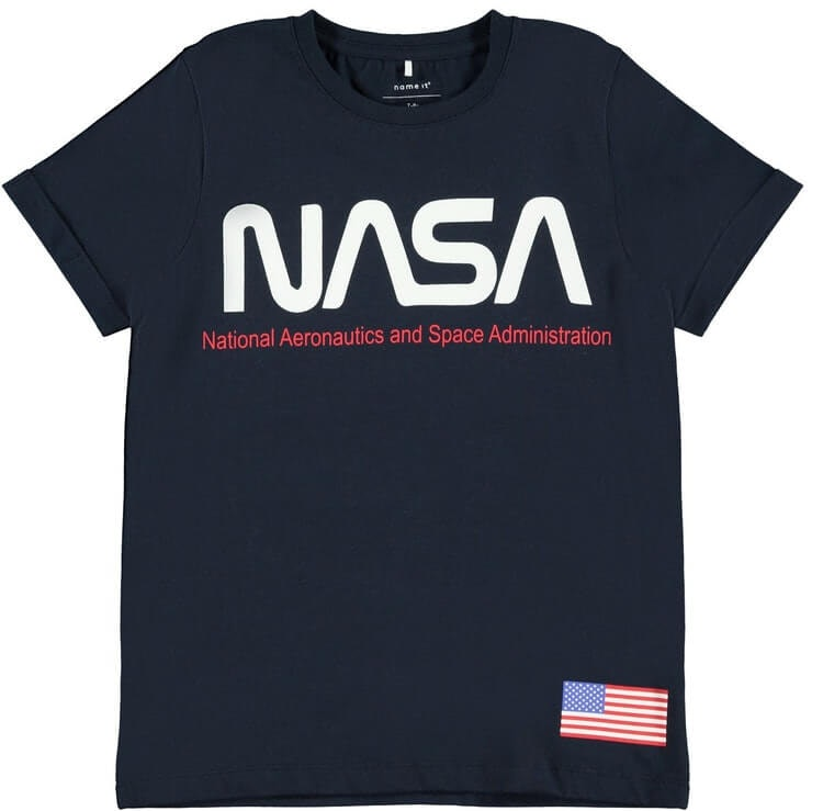 NASA T-shirt från NAME IT