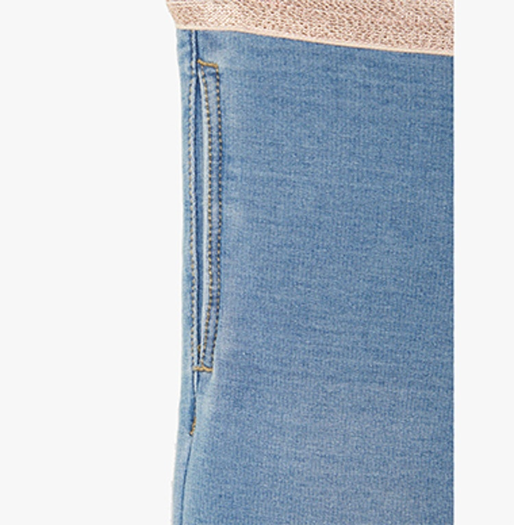 NAME IT - Jeansleggings