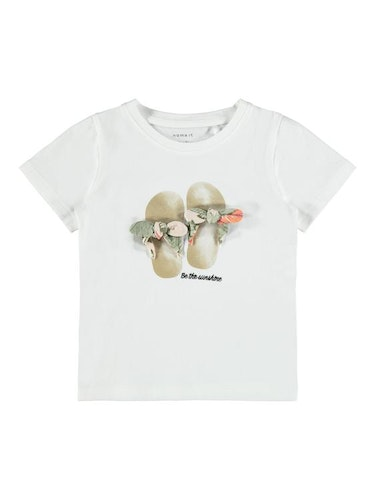 NAME IT - T-shirt tofflor