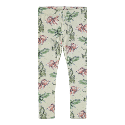 NAME IT - Leggings fiskar