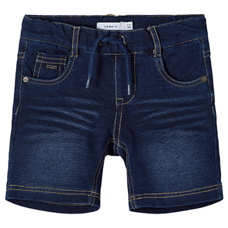 NAME IT - Mjuka jeansshorts