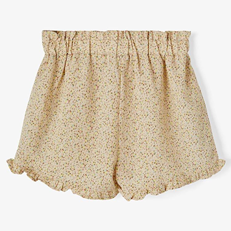 NAME IT - Shorts småblommiga