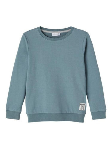NAME IT - Sweatshirt blå
