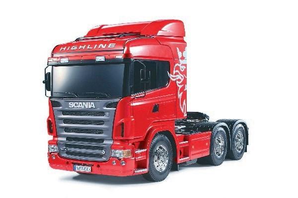 Lastbiler 3 Akslet - Vestsjælland RC-Truck