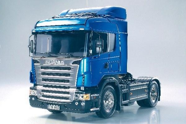 Lastbiler 2 Akslet - Vestsjælland RC-Truck