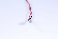Diode med modstand 5mm HVID (10 stk)