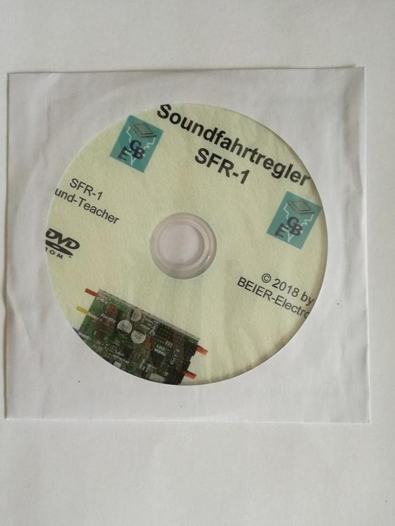 BEIER DVD til SFR-1