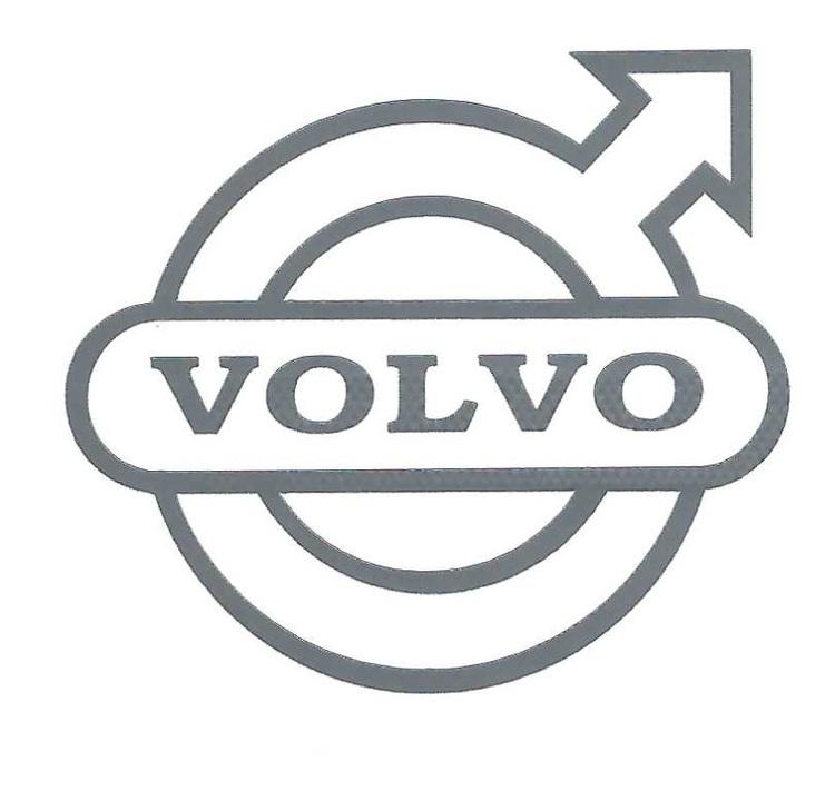 "Volvo logo ""lille"""