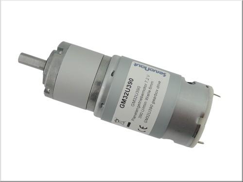 Servonaut 12 volt motor (GM32U450)
