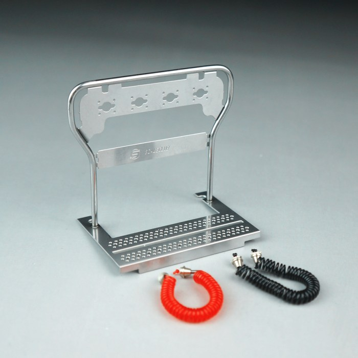 Stainless Steel pipe holder