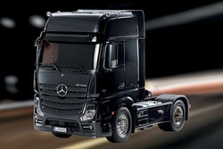 1/14 MERCEDES BENZ ACTROS (PRE-PAINTED BLACK)