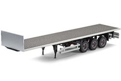 Carson FLAT BED TRAILER II 1/14