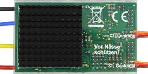 BEIER SFR-1 fartregulator med lyd og lysmodul ude DVD