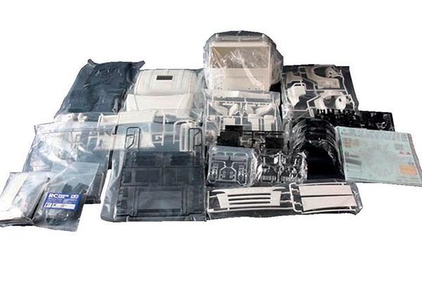Body Kit - Scania R620 6x4 Highline