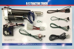 ELECTRIC ACTUATOR SET FOR 1/14 VOLVO FH16 TOW TRUC