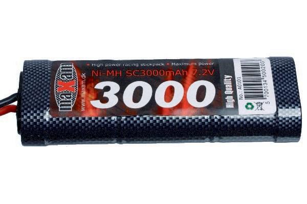 Ni-MH 7,2v 3000mAh