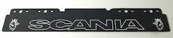 Stænklap lang model med SCANIA logo og navn