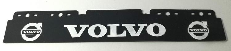 Stænklap lang model med VOLVO logo og navn