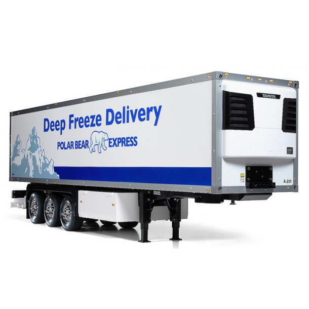 1/14 3-AXLE REEFER SEMI TRAILER