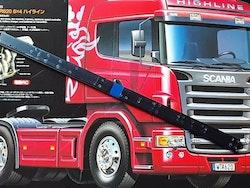Chassisramme V+H til 3-akslet lastbil