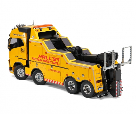 1/14 VOLVO FH16 8X4 TOW TRUCK GLOBETROTTER 750
