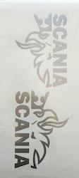Scania + gl griff