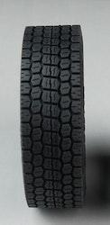 SCALECLUB dæk bred til trailere og forhjul