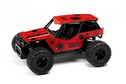 METAL BEAST 1:16 6V 500MAH R/C RED