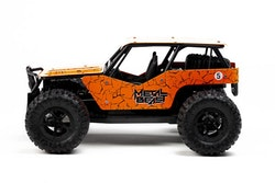 METAL BEAST 1:16 6V 500MAH R/C ORANGE