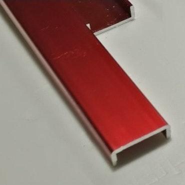 Chassisvanger 2 stk på 100 cm i rød