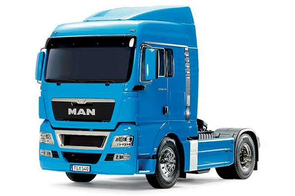 1/14 MAN TGX 18.540 (Pre-Painted French Blue)