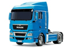1/14 MAN TGX 18.540 (Pre-Painted French Blue)