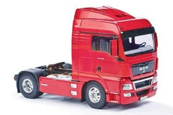1/14 MAN TGX 18.540 (PRE-PAINTED RED)