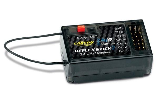 FS REFLEX STICK II 2,4 GHZ 6 KANAL