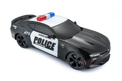 POLICE CAR–CHEVROLET CAMARO R/C 1:14