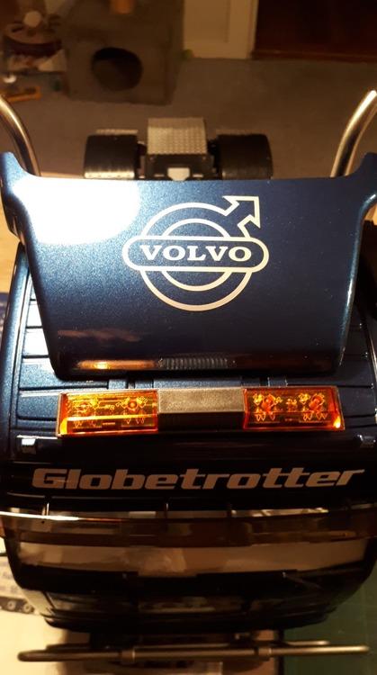 """Volvo logo """"stor"""""""
