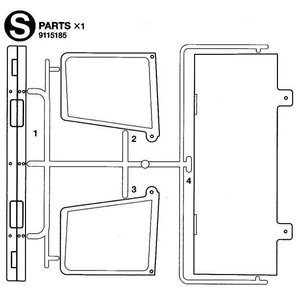 S Parts for 56318