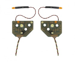 1:14 7,2V LED-PCB Arocs Headlight