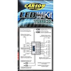 LED-belysningsenhed TRUCK