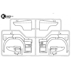 K PARTS FOR 56318
