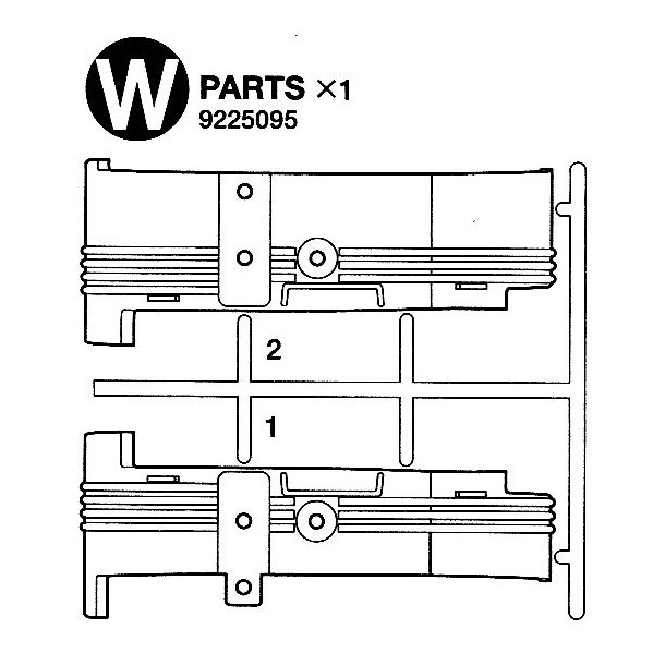 W PARTS FOR 56318