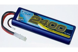 LRP LIPO POWER PACK 2400-7,4V-25C