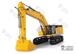 LESU gravemaskine CAT C374F med fuld hydraulik
