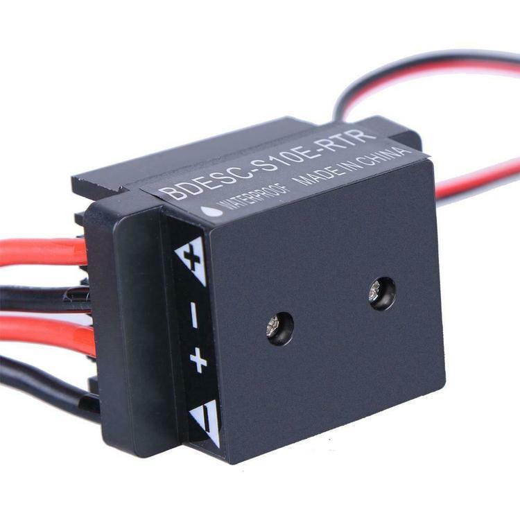320A fartregulator 2S/3S Lipo