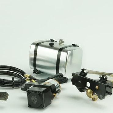 Komplet hydraulik tipsystem til forvogn