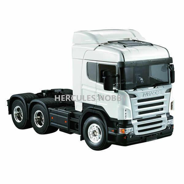 Scania R620 3 akslet trækker HIGHLINE førerhus