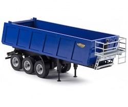 1:14 dumper 2/3-akslet trailer