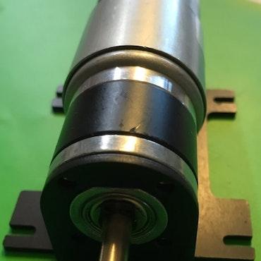 RCHT Gearmotor til lastbiler 7,2 volt motor 390 omdr/min