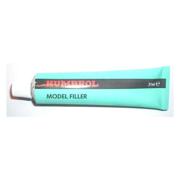 MODEL FILLER PLASTIK I TUBE 31ML